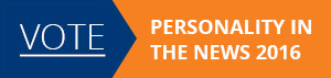 Vote for Personality in the News 2016
