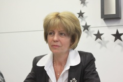 Yordanka Fandakova, GERB Party Candidate for Sofia Mayor