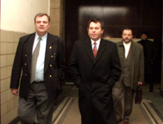 Iliya Pavlov, Bulgarian MG Corporation President, Shot Dead