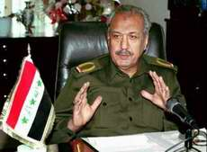 Saddam's Ex-Finance Minister Taken into Custody in Baghdad