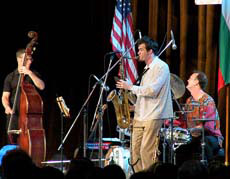 US Jazz Quartet Bob Albanese, Cafe Simpatico Perform in Sofia July 4