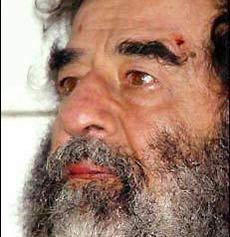 Report: Saddam Hussein Has Cancer