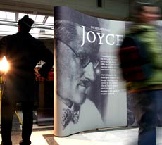 """International Joyce"" Exhibition Opens in Sofia"