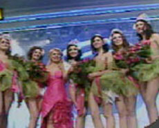 Bulgarian Sweeps Greek Beauty Crown