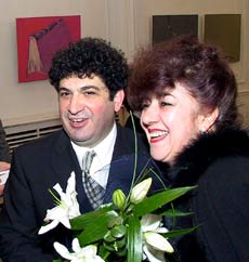 Bulgarian Artist Makes Life Lookback