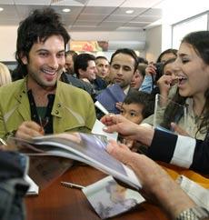 Turkish Pop Star Tarkan Thrills Bulgarian Fans
