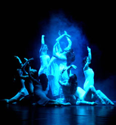 Spectacular Music Show Hits Sofia Stage