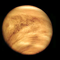 Venus Makes Rare Sun Passage