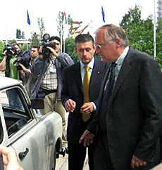 Verheugen: Nuclear Talks to Delay Bulgaria's EU Entry
