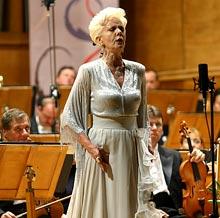 Bulgarian Opera Diva Auditions Talents
