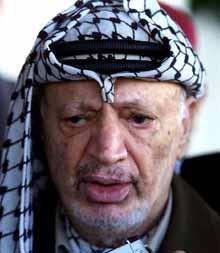 WHO'S WHO: Yasser Arafat