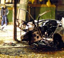 Burgas Car Blast - Suicide by Mistake