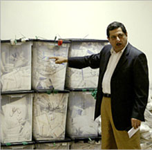 Shia Coalition Wins Iraq Election