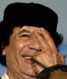 Qaddafi: I Swear to God I Will Not Release Bulgarian Nurses