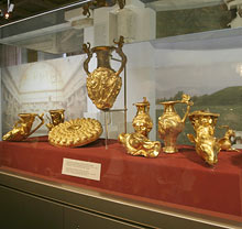 Go to Spain, Find Bulgarian Gold Treasures