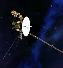 Science: US Voyager Reaches End of Solar System