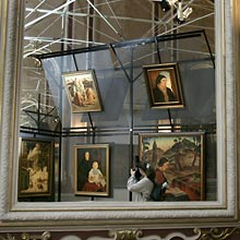 Renovated National Art Gallery Shows Off New Exposition