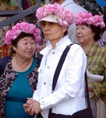 Over 50,000 Join Rose Fest in Bulgaria
