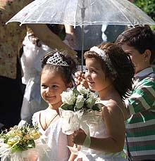 Bulgarians Mark Midsummer Day