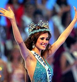 Miss World Mad at Plastic Surgeon