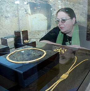 "Bulgarian Gold Findings ""Challenge"" Priam's Treasure - Novinite ..."