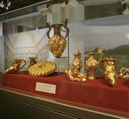 Imitation of Bulgarian Gold Treasure Disclosed