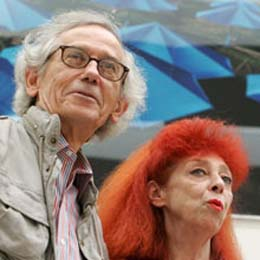 Christo Plans First Ever Exhibit in Bulgaria