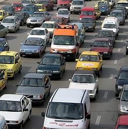 NATO Summit Brings Hellish Traffic in Sofia