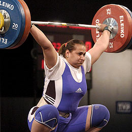 Bulgarian Weightlifters Sweep European Silver, Bronze