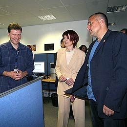 Hewlett Packard Opens Global Support Center in Sofia