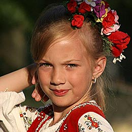 Bulgarian Teen