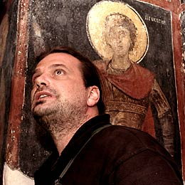 Bulgaria Brings to New Life 13th Century Frescoes