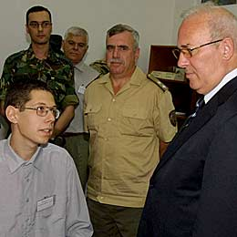 Bulgaria Opens Military Recruitment Centre