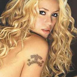 Shakira: Stop The War in Lebanon