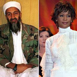 """Osama """"Obsessed with Whitney Houston"""""""
