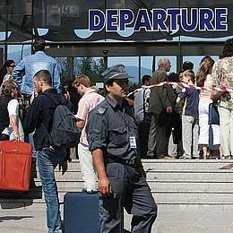 Fake Bomb Tip-off Closes Sofia Airport - Novinite com