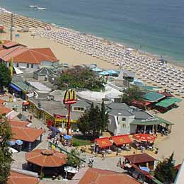 Bulgaria: Sack of Cocaine Washed Out at Bulgaria's Golden Sands