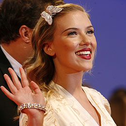 Bulgaria: Scarlett Johansson Fascinated by Nazi Souvenirs in Bulgaria
