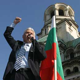 Bulgaria: Nationalist Leader Sole Rival to Bulgaria's Current President - Survey