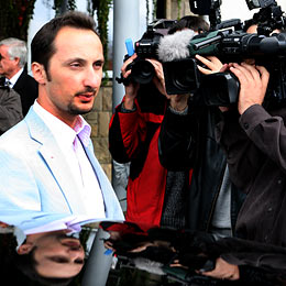 Bulgaria: Bulgaria's Topalov Wants the World Title Back, Challenges Kramnik