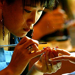 Bulgaria: Bulgaria Launches 1st Nail Art Competition