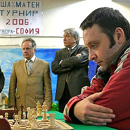 Bulgaria: Bulgarian Minister Awards Prison Chess Tournament Winners