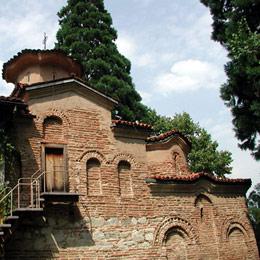 Bulgaria: Charmed by UNESCO Frescos in Sofia