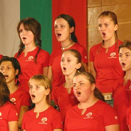 Bulgaria: Bulgarian Children Grab Grand Prix at Intl. Carols Festival