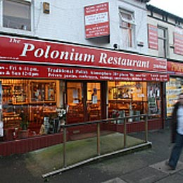 "UK: ""Polonium"" Restaurant Capitalizes on Ex-KGB Spy Case"