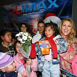 Bulgaria: Bulgarian Orphans See First Snow on IMAX Screen