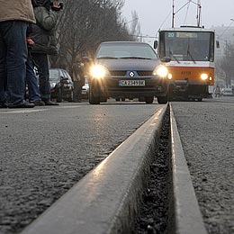 Bulgaria: Full Stop for Sofia Road Repairs
