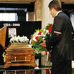 Bulgaria: Bulgaria Bids Farewell to Late Ex-PM Berov