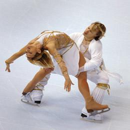 Bulgaria: Bulgaria's Denkova, Staviski Grab Gold in Grand Prix
