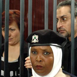 Bulgaria: Death Sentences Again for Bulgarian Medics